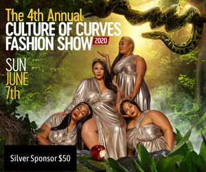 Culture of Curves 2020 Silver Sponsor