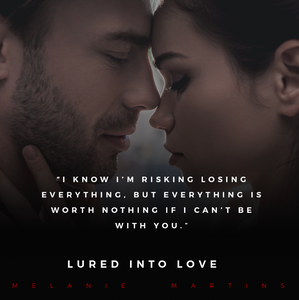 Lured into Love (Blossom in Winter Book 2) - Melanie Martins