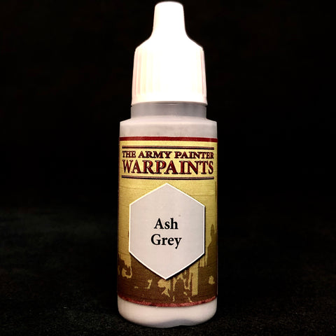 The Army Painter Warpaints Acrylic: Ash Grey