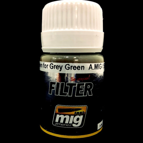 Ammo Filter-Green for Grey Green