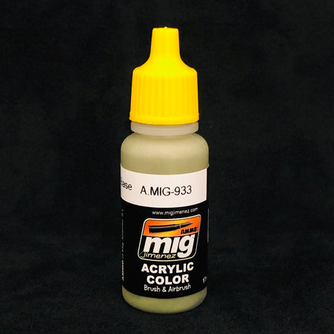 Ammo By Mig Jimenez Acrylic Color: AMIG0933 Russian Light Base