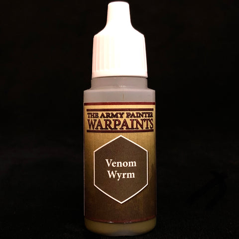 The Army Painter Warpaints Acrylic: Venom Wyrm
