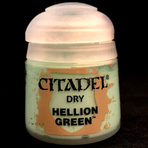 Games Workshop Citadel Dry: Hellion Green