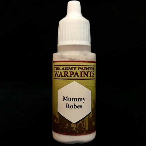 The Army Painter Warpaints Acrylic: Mummy Robes