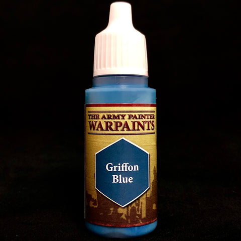 The Army Painter Warpaints Acrylic: Griffon Blue