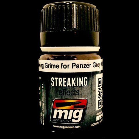 Ammo Streaking-Grime for Panzer Grey