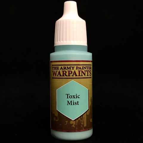 The Army Painter Warpaints Acrylic: Toxic Mist