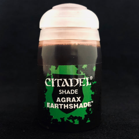 Games Workshop Citadel Shade: Agrax Earthshade