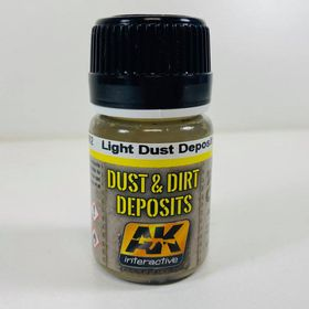 AK Interactive Dust And Dirt Deposits- Light Dust Deposit