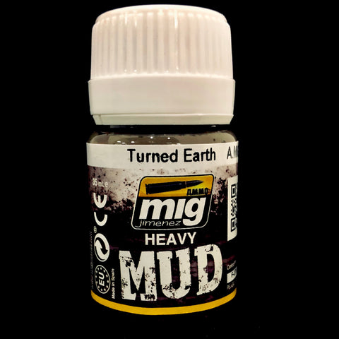 Ammo Heavy Mud-Turned Earth