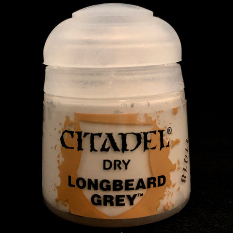 Games Workshop Citadel Dry: Longbeard Grey