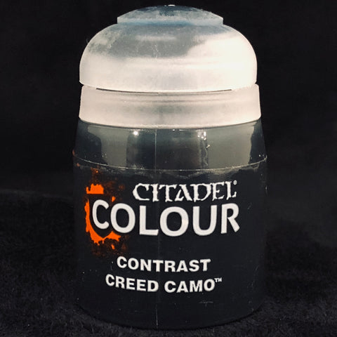 Games Workshop Citadel Contrast: Creed Camo