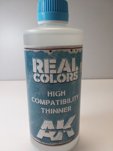 AK Interactive Real Colors High Compatibility Thinner RC702
