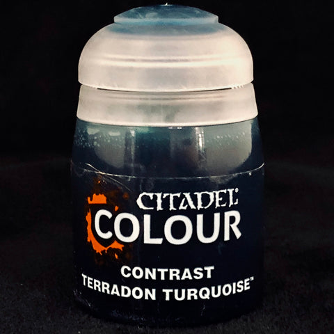 Games Workshop Citadel Contrast: Terradon Turquoise