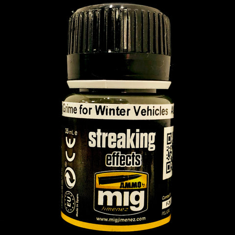 Ammo Streaking- Grime for Winter Vehicles