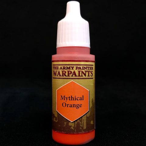 The Army Painter Warpaints Acrylic: Mythical Orange