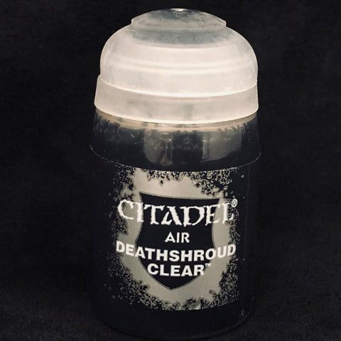 Games Workshop Citadel Air: Deathshroud Clear