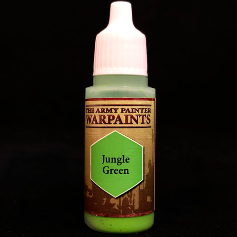 The Army Painter Warpaints Acrylic: Jungle Green