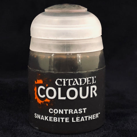 Games Workshop Citadel Contrast: Snakebite Leather