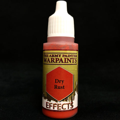 The Army Painter Warpaints Acrylic Effects: Dry Rust