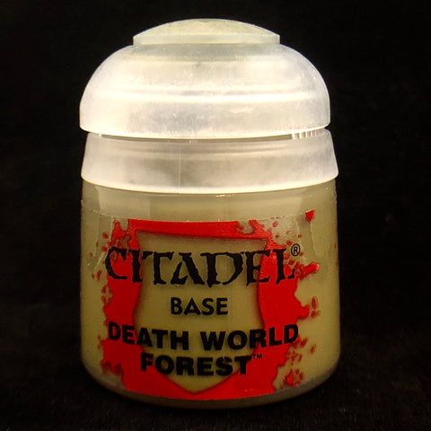 Games Workshop Citadel Base: Death World Forest