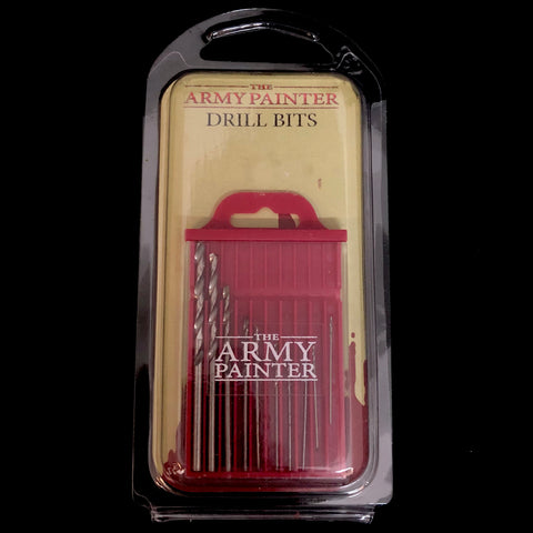 The Army Painter Tools- Drill Bits