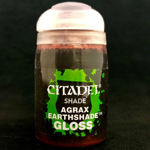 Games Workshop Citadel Shade: Agrax Earthshade Gloss