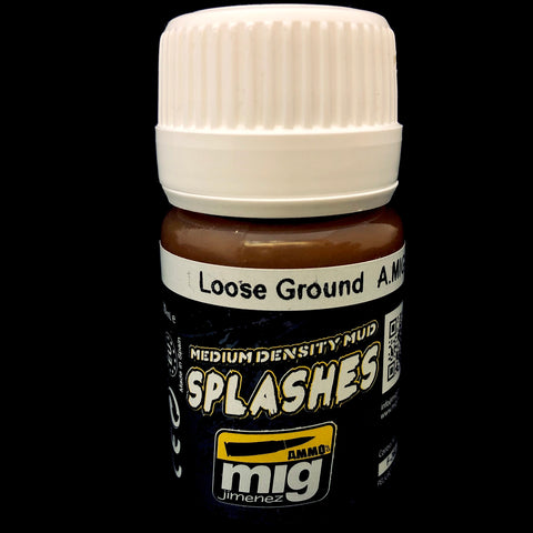 Ammo Medium Density Mud Splashers-Loose Ground