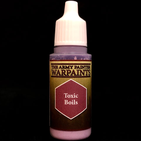 The Army Painter Warpaints Acrylic: Toxic Boils