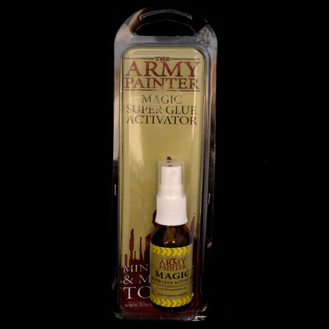 The Army Painter Magic Super Glue Activator