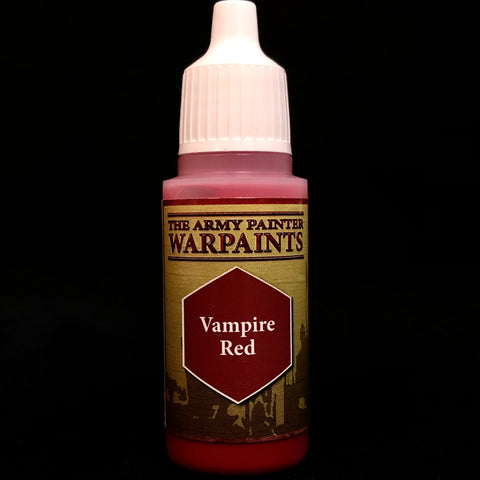 The Army Painter Warpaints Acrylic: Vampire Red