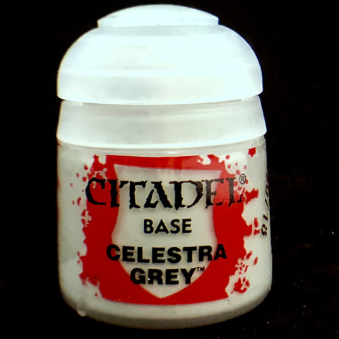 Games Workshop Citadel Base: Celestra Grey