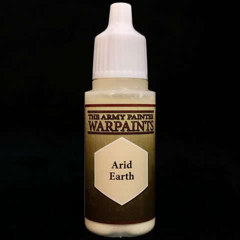The Army Painter Warpaints Acrylic: Arid Earth