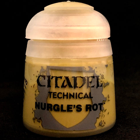 Games Workshop Citadel Technical: Nurgle's Rot
