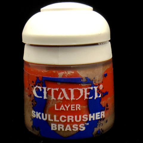 Games Workshop Citadel Layer: Skullcrusher Brass