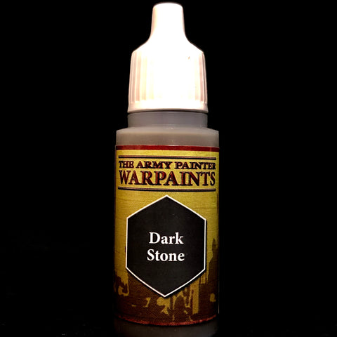 The Army Painter Warpaints Acrylic: Dark Stone