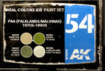 AK Interactive Real Colors- FAA (Falklands/Malvinas) 1970s-1990s