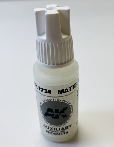 AK Auxiliary Modeling Products Matte Medium AK11234