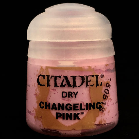 Games Workshop Citadel Dry: Changeling Pink