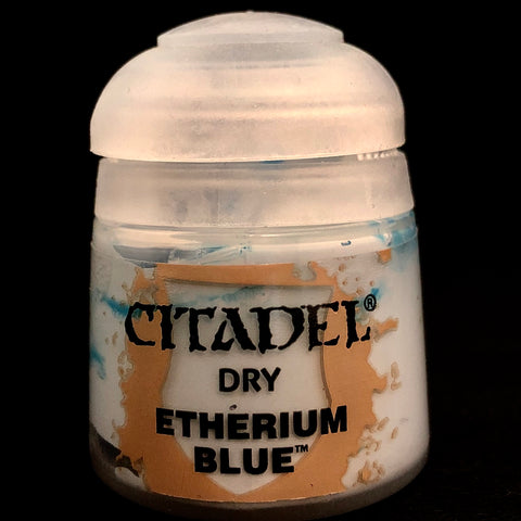 Games Workshop Citadel Dry: Etherium Blue