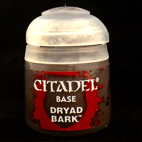 Games Workshop Citadel Base: Dryad Bark
