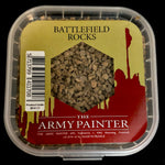 The Army Painter- Battlefield: Battlefield Rocks