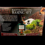 The Army Painter- Battlefields Basing Set