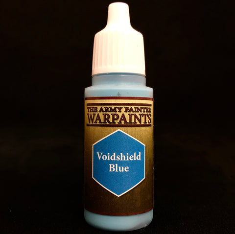 The Army Painter Warpaints Acrylic: Voidshield Blue