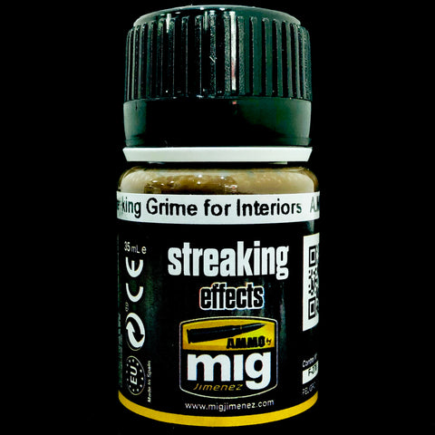 Ammo Streaking-Streaking Grime for Interiors