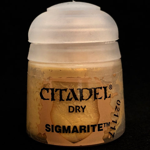 Games Workshop Citadel Dry: Sigmarite