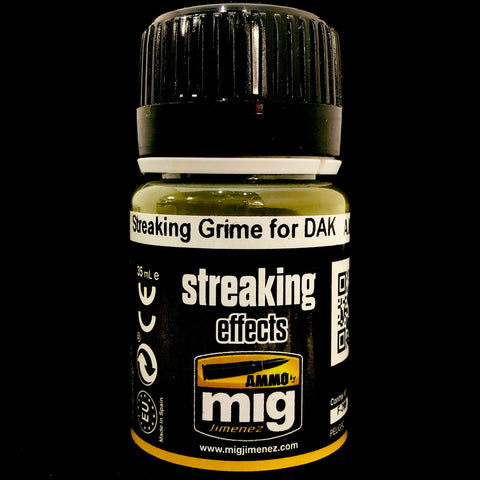 Ammo Streaking-Streaking Grime for DAK