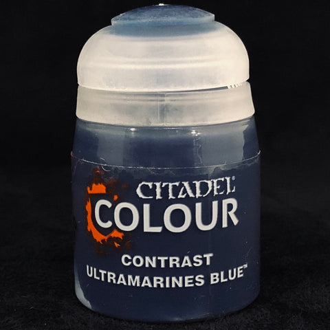 Games Workshop Citadel Contrast: Ultramarine's Blue