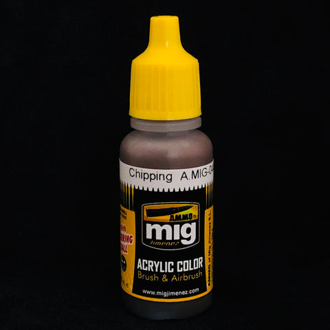 Ammo By Mig Jimenez Acrylic Color: AMIG0044 Chipping