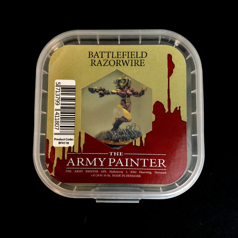 The Army Painter- Battlefield: Razor Wire